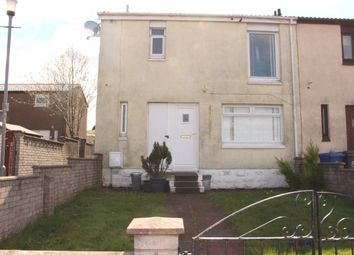 Thumbnail 3 bed end terrace house for sale in Glenside Road, Port Glasgow