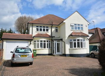 Thumbnail 6 bed detached house for sale in Herbert Road, Emerson Park, Hornchurch