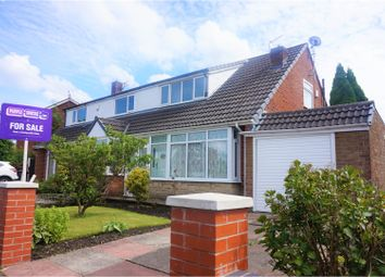 Thumbnail 3 bedroom semi-detached bungalow for sale in Rannoch Road, Bolton