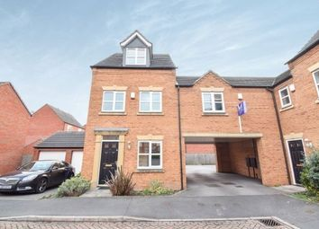 Thumbnail 3 bed semi-detached house to rent in Channel Crescent, Derby