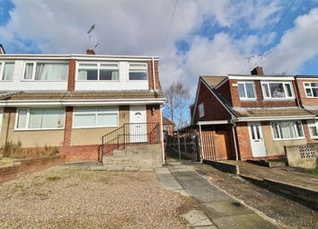 3 bed semi-detached house for sale in Drover Close, High Green, Sheffield, South Yorkshire S35
