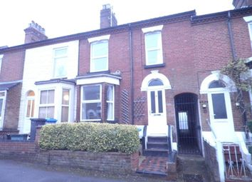 Thumbnail 5 bedroom terraced house to rent in Bury Street, Norwich