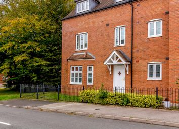Thumbnail 2 bed flat for sale in Longfellow Road, Stratford-Upon-Avon