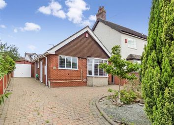 Thumbnail 2 bed detached bungalow for sale in Lightwood Road, Lightwood, Longton, Stoke-On-Trent