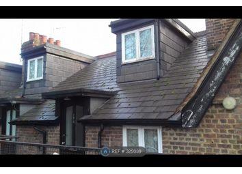 Thumbnail 1 bedroom maisonette to rent in Watling Street, Radlett