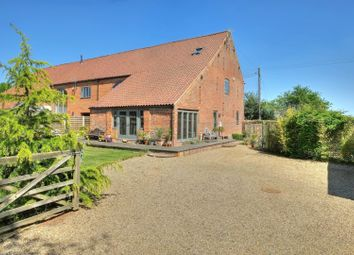 Thumbnail 4 bed barn conversion for sale in Honing Road, Dilham
