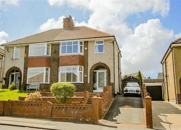 Thumbnail 3 bed semi-detached house for sale in Thwaites Road, Oswaldtwistle, Lancashire