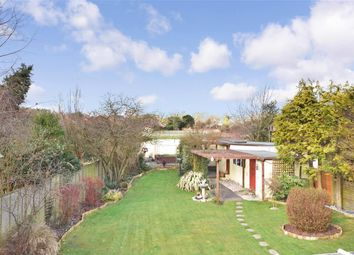 Thumbnail 4 bed bungalow for sale in Ingoldfield Lane, Newtown, Fareham, Hampshire