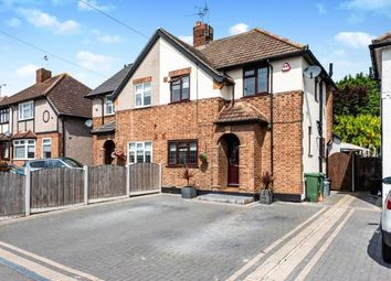 Thumbnail 3 bed semi-detached house for sale in Harold Wood, Romford, Havering