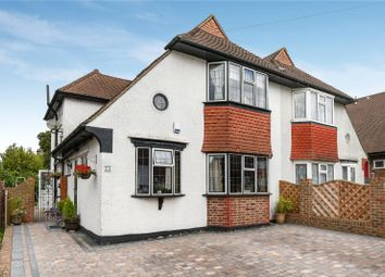 Thumbnail 3 bed semi-detached house for sale in Woodham Road, Catford, London
