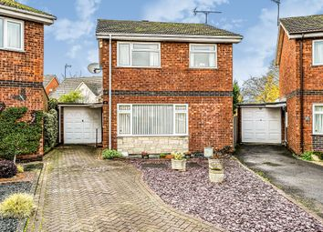 3 bed detached house for sale in Waverley Close, Kidderminster DY10