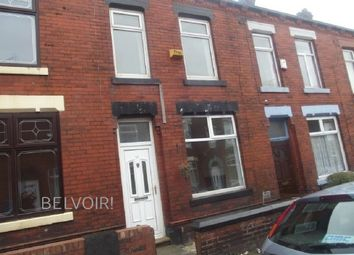 Thumbnail 2 bedroom terraced house to rent in Plymouth Street, Oldham