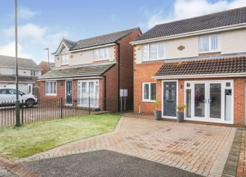3 bed semi-detached house for sale in Donerston Grove, Peterlee SR8