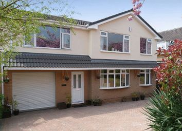 Thumbnail 4 bed detached house for sale in Shoreham Drive, Rotherham