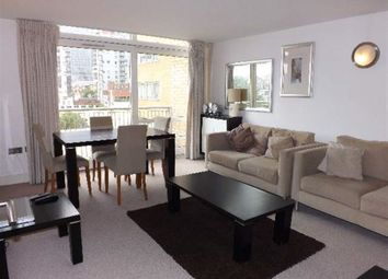 Thumbnail 2 bed flat to rent in Gainsborough House, Cassilis Road, South Quay