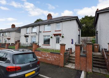 Thumbnail 3 bed semi-detached house for sale in Woodfield Terrace, Tir-Y-Berth, Hengoed