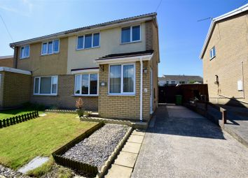 Thumbnail 3 bed semi-detached house for sale in Highdale Close, Llantrisant, Pontyclun