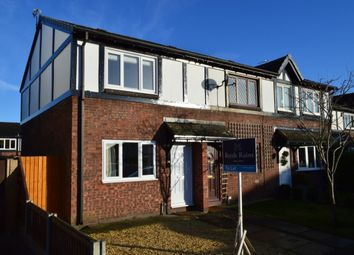 Thumbnail 2 bed semi-detached house to rent in Redshaw Close, Middlewich
