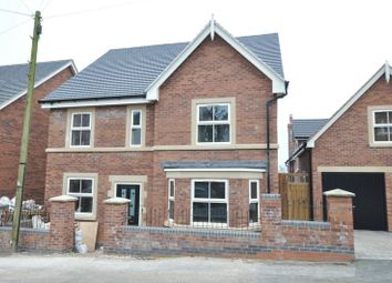 Thumbnail 6 bed detached house for sale in Hamilton Road, Burton-On-Trent