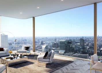 Thumbnail 2 bed flat for sale in Principle Tower, Principal Place, London