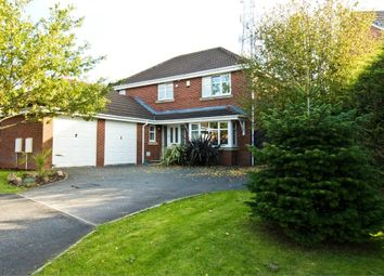 Thumbnail 4 bedroom detached house for sale in Tudor Road, Penwortham, Preston, Lancashire