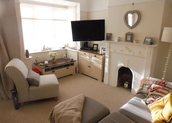 Thumbnail 3 bed terraced house for sale in Chapel Street, Stanground, Peterborough