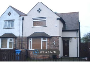 Thumbnail 3 bed semi-detached house to rent in Osmaston Park Road, Derby