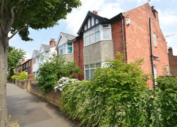 Thumbnail 3 bed semi-detached house for sale in Evans Road, Bulwell, Nottingham