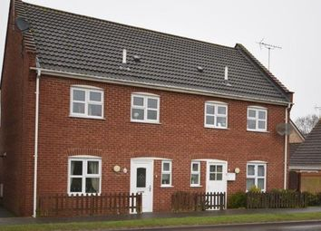 Thumbnail 3 bed semi-detached house for sale in Bluebell Close, Watton