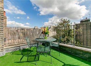 Thumbnail 3 bed flat for sale in Marloes Road, Kensington, London