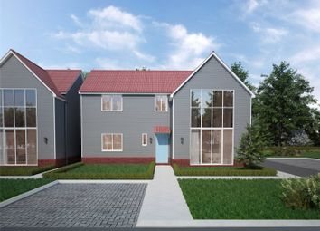 Thumbnail 3 bed detached house for sale in Ashwells Court, Ashwells Road, Pilgrims Hatch, Brentwood, Essex