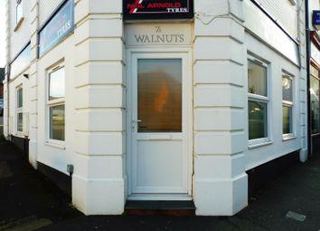 Thumbnail 1 bed flat to rent in Bampton Street, Minehead