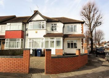 Thumbnail 3 bed end terrace house to rent in Portland Crescent, Greenford