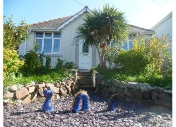 Thumbnail 2 bed detached bungalow for sale in Brendon Road, Watchet
