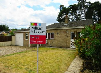 Thumbnail 3 bed bungalow to rent in Firs Way, Brandon