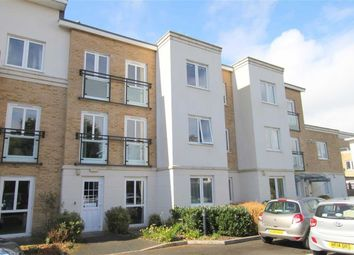 Thumbnail 1 bed flat for sale in Highview Court, Wortley Road, Highcliffe, Christchurch, Dorset