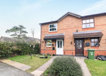 Thumbnail 2 bed semi-detached house to rent in Meadow Road, Droitwich Spa, Worcestershire