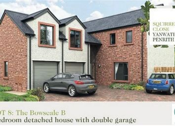 Thumbnail 4 bed detached house for sale in Plot 8 Squirrel Close, Yanwath, Penrith