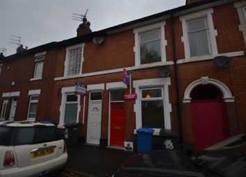 Thumbnail 3 bed end terrace house to rent in Werburgh Street, Derby