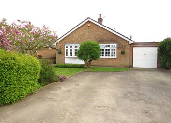 Thumbnail 3 bed detached bungalow for sale in Pius Drove, Upwell, Wisbech