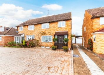 Thumbnail 3 bed semi-detached house for sale in Alderbury Road, Langley, Berkshire