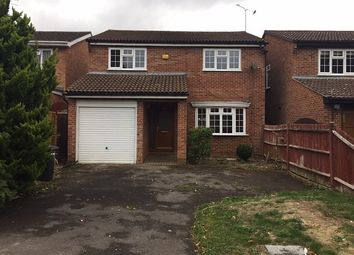 Thumbnail 4 bed detached house to rent in St. Marys Avenue, Purley On Thames, Reading