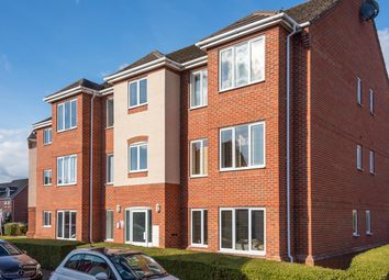 Thumbnail 2 bed flat to rent in Upton Close, Castle Donington, Derby