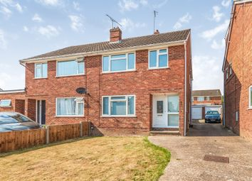 Thumbnail 3 bed semi-detached house for sale in Westway, Copthorne, Crawley