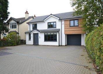 Thumbnail 5 bedroom detached house for sale in Chester Road, Poynton, Stockport