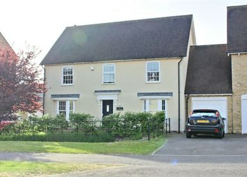 Thumbnail 4 bed detached house for sale in Jeavons Lane, Great Cambourne, Cambourne, Cambridge