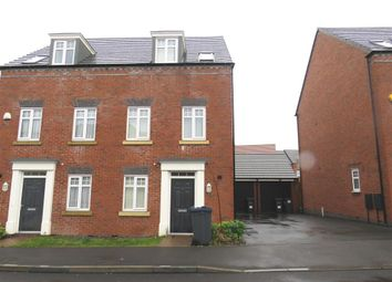 Thumbnail 4 bed semi-detached house to rent in George Dixon Road, Birmingham