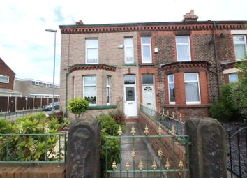 Thumbnail 2 bed end terrace house for sale in Tarbock Road, Huyton, Liverpool, Merseyside