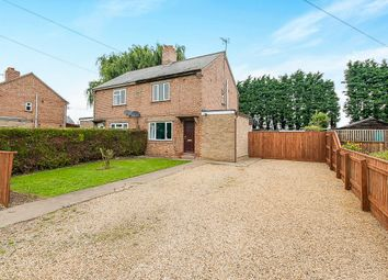 Thumbnail 3 bed semi-detached house for sale in Cottons Head, Outwell, Wisbech