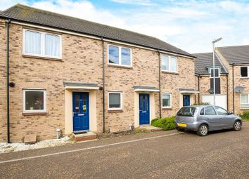 Thumbnail 2 bed terraced house for sale in Ruston Close, Hartford, Huntingdon